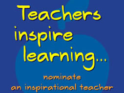 Support Our Inspirational Teachers